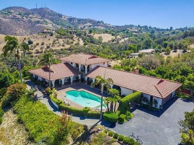 Single Family Home For Sale: 2750 Melaleuca Ln