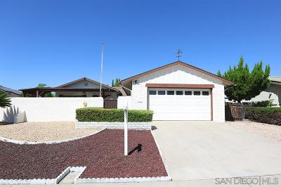 Seven Oaks Single Family Home For Sale: 12360 Mantilla Rd