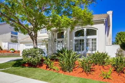 San Diego Single Family Home For Sale: 12059 Meriden Lane