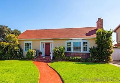 Single Family Home For Sale: 3138 Seville St