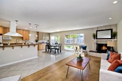 San Diego CA Single Family Home For Sale: $685,000
