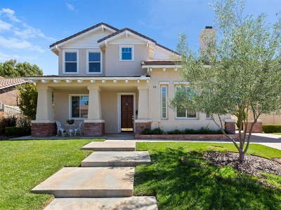 Fallbrook Single Family Home For Sale: 770 Inverlochy Dr