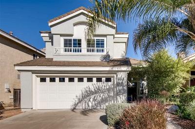 San Diego Single Family Home For Sale: 14083 Via Corsini