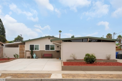 San Diego CA Single Family Home For Sale: $649,876