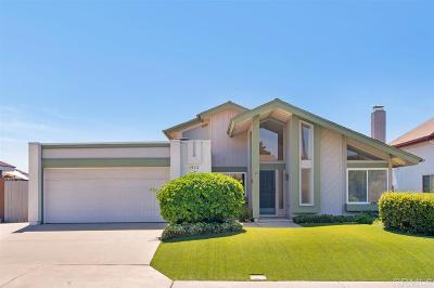 Encinitas CA Single Family Home For Sale: $900,000