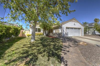 Oceanside Single Family Home For Sale: 5275 Leon St