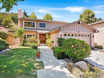Del Cerro, Del Cerro Heights, Del Cerro Highlands, Del Cerro Terrace Single Family Home For Sale: 7942 Deerfield Street