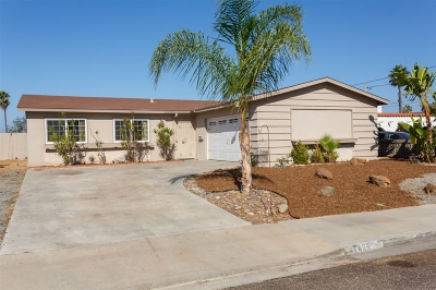 Chula Vista Single Family Home For Sale: 1432 Nacion Ave