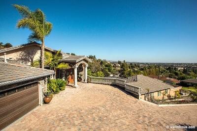 Del Cerro Single Family Home For Sale: 6372 Rockhurst Dr