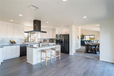 Bonsall Single Family Home For Sale: 5880 Redondo Dr