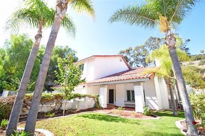 Bonita Single Family Home For Sale: 3944 Palm Dr