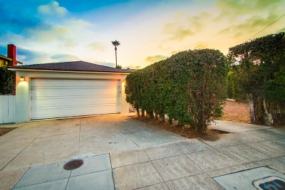 Mission Hills Single Family Home For Sale: 3414 Kite St.