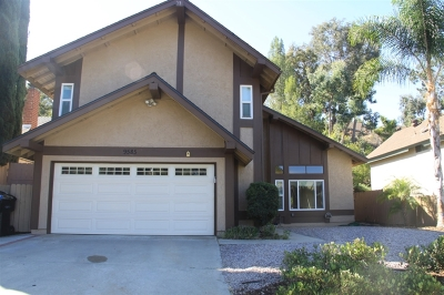 Single Family Home For Sale: 9585 Benavente St