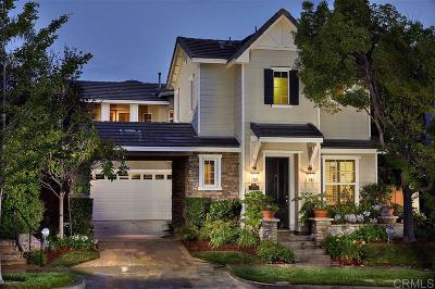Carlsbad Single Family Home Sold: 2771 Palmetto Drive