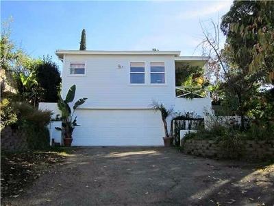 Escondido Single Family Home For Sale: 751 E 4th Ave