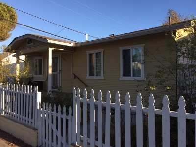 San Diego Single Family Home For Sale: 3671 Wightman St