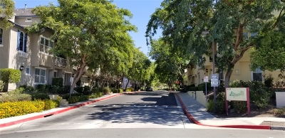 Chula Vista Townhouse For Sale: 1584 Sumac Place