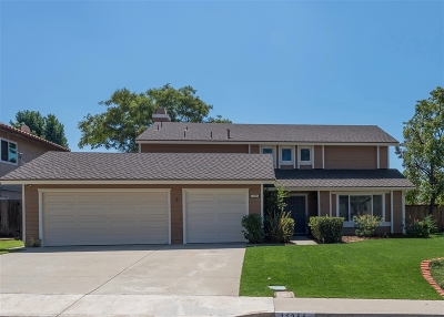 Single Family Home For Sale: 11255 Briarcliff Dr