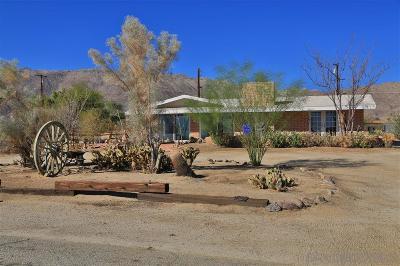 San Diego County Single Family Home For Sale: 3390 San Rafael Rd