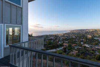 La Jolla CA Single Family Home For Sale: $2,495,000