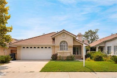 Menifee CA Single Family Home For Sale: $275,900