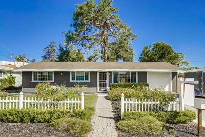 Vista CA Single Family Home For Sale: $485,000
