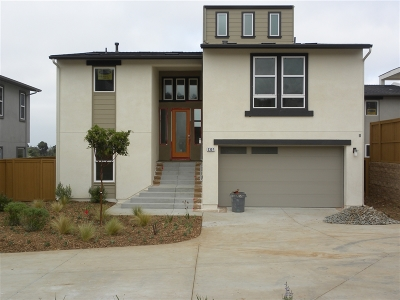 San Diego CA Single Family Home For Sale: $1,236,900