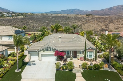 Rolling Hills Ranch Single Family Home For Sale: 747 Agua Vista Dr.