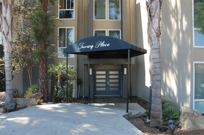 San Diego County Attached For Sale: 4860 Rolando Ct. #31
