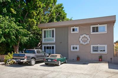 Hillcrest, Hillcrest - Marston Hills, Hillcrest-Mission Hills-Med.zone, Hillcrest/Bankers Hill, Hillcrest/Mission Hills Attached For Sale: 3663 7th Ave #8