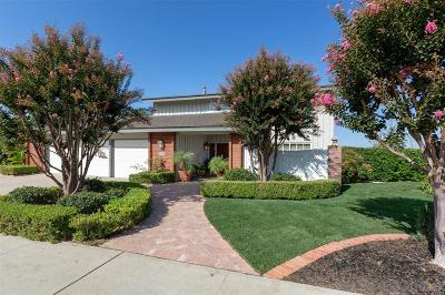 Single Family Home Contingent: 17986 Sencillo Dr