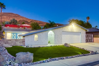 San Diego CA Single Family Home For Sale: $849,000