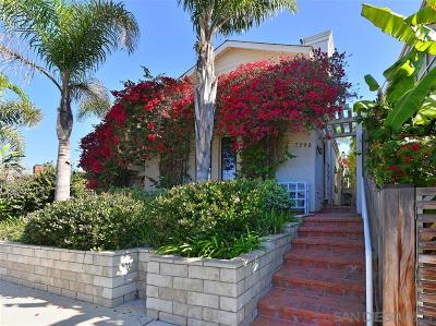 La Jolla Multi Family 5+ For Sale: 97299-7303 Draper Avenue