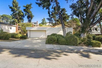 San Diego Single Family Home Pending: 5840 Cozzens St.