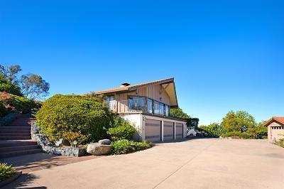 Escondido Single Family Home For Sale: 9614 Meadow Mesa Dr.