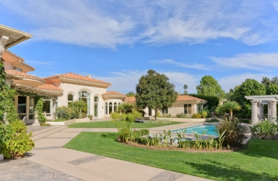 Rancho Santa Fe Single Family Home For Sale: 16727 Via Lago Azul