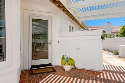 Ocean Side, Oceanside Attached For Sale: 4638 Cordoba Way
