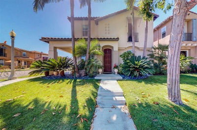Point Loma Single Family Home For Sale: 2903 W Evans Road