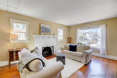 San Diego Single Family Home For Sale: 4251 Estrella Avenue