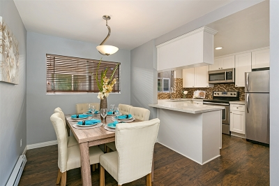 San Diego CA Townhouse For Sale: $535,000
