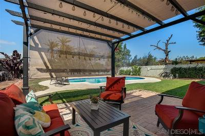 San Diego CA Single Family Home For Sale: $549,000