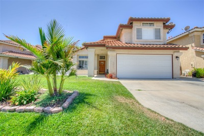 Riverside County Single Family Home For Sale: 40731 Mountain Pride Dr.