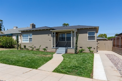 San Diego Multi Family 2-4 For Sale: 3335 Nile St