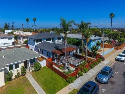 Multi Family 2-4 For Sale: 274 & 276 Imperial Beach Blvd