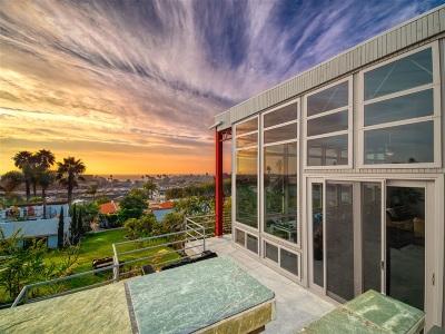 Solana Beach Single Family Home For Sale: 141 S Granados