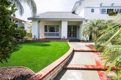 Encinitas Single Family Home For Sale: 348 Avenida De Las Rosas