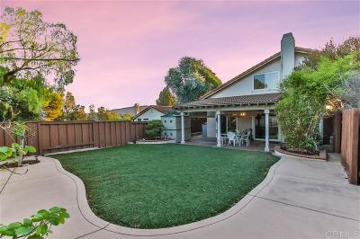 San Diego CA Single Family Home For Sale: $649,900