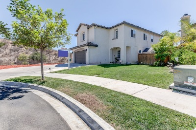 San Diego CA Single Family Home For Sale: $614,900
