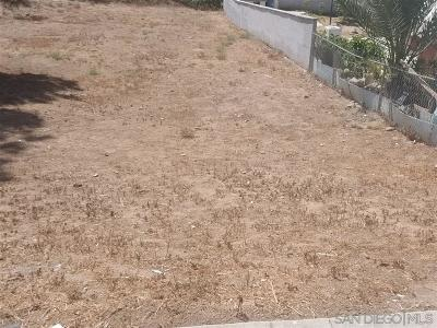 San Diego Residential Lots & Land For Sale: Martin Ave #27
