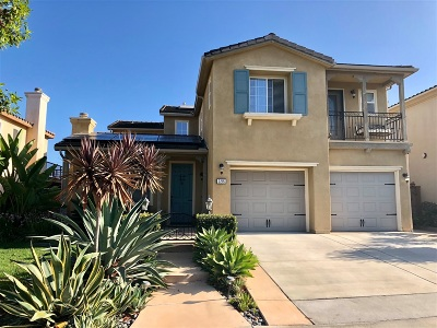 Single Family Home For Sale: 2215 Corte Anacapa